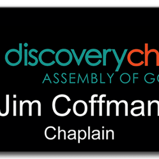 Discovery Church Nametag