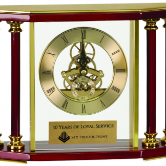 clock award